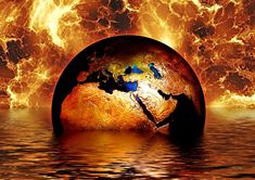 The Global Health Impact of Climate Change is More Frightening than Any Horror Movie. Through human caused climate change, we are barreling toward a world with less stability, less resources, more disease, and more lives lost to extreme weather events. End Of The World, Our World, Change The World, Protection Spells, Bill Gates, Angst, Global Warming, Planet Earth, Astrology