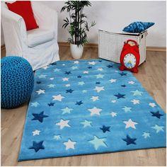 Teppich Stern Blau Teppich Bohemian Reinigen Hundeurin