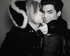 OMG a nice kiss! adommy... i love you