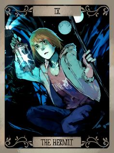 Max caulfield tarot