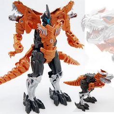 J250 New Arrival Dinosaur Transformation font b Toys b font Plastic Robot font b Action b