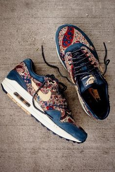 Liberty nike trainers. Love these xxx❤️