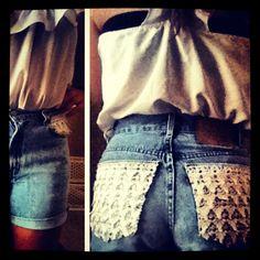 #DIY #shorts #love #goodwill