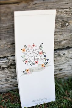 Romantic Vineyard Wedding Lincourt Winery - The Wedding Chicks Wedding Logos, Wedding Stationary, Wedding Programs, Wedding Invitations, Wedding Paper, Floral Wedding, Wedding Cards, Wedding Wishes, Wedding Shoot