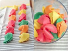 fortune cookie wedding favours ;)