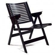 REX lounge chair dark