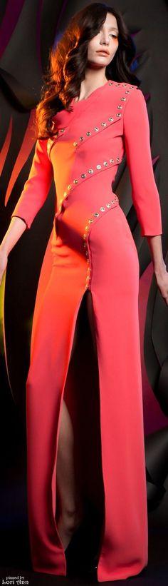 Julien Fournié Couture Spring 2016 women fashion outfit clothing style apparel @roressclothes closet ideas