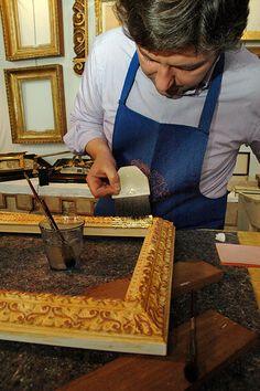 Artigianato e Palazzo - Maestri artigiani a lavoro #TuscanyAgriturismoGiratola