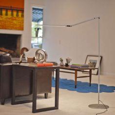 Koncept Z Bar Gen 3 Led Floor Lamp Ylighting Com Cool Floor Lamps Led Floor Lamp Bar Flooring
