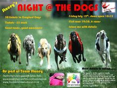 Night at the Dogs to raise funds for #savingstacey