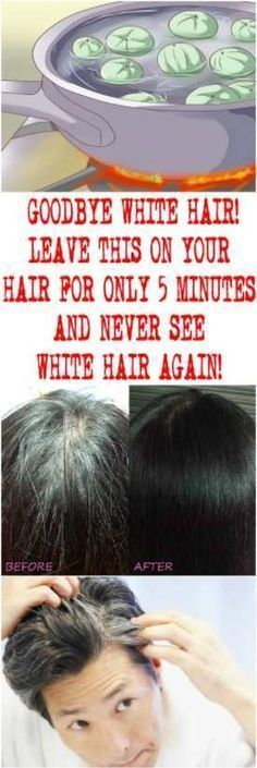 How To Get Rid Of White Hair-Natural Solution – L/H