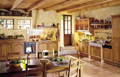 French Country Decor | The Granite Debate (hardwood floors, kitchens, light, design) - Page 5 ...