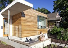 Modern Wood Siding
