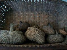 I few of my Kentucky egg baskets