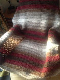 crochet afghan blanket, throw blanket, handmade, star stitch, Icelandic wool and einband (lace yarn) – Crochet Blanket İdeas. Love Crochet, Crochet Gifts, Crochet Yarn, Irish Crochet, Crochet Baby Beanie, Baby Blanket Crochet, Skirt Pattern Free, Star Stitch, Crochet Mandala