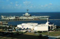 USS Lexington, Museum on the bay, Corpus Christi Texas
