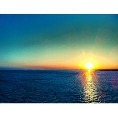 Another Galveston sunset.