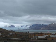 Pyramiden, Spitsbergen Norway, aka Pyramid Island