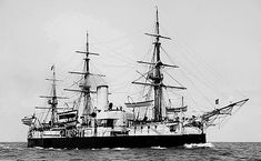 The SS Cordoba: Flagship of the Aragonian fleet and one of the navy's most recently-built ironclad ships. The Cordoba was perhaps most well-known for being one of the first ships (as always, the record was disputed endlessly with other seagoing navies of the day) to use steel for a majority of its construction materials Photo Credit