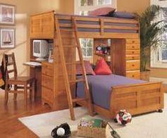 girls white bunk bed - Norton Safe Search