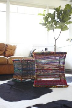 20 Innovative   Modern Ideas for Decorating with Rope