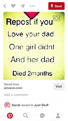 I hate these things so much, but I have to repost, and when I repost, it gives me more. Love you dad Really Funny Memes, Stupid Funny Memes, Funny Relatable Memes, Funny Texts, Funny Mind Tricks, Chain Messages, I Love My Dad, Cute Stories, God Loves Me