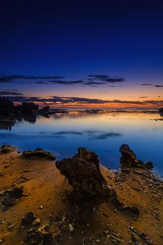 Photograph The Crags Beach port fairy, vic, australia  by Aaron Toulmin on 500px