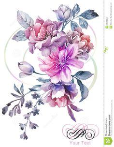 Gallery.ru / Фото #173 - цветы в акварели 2 - ninmix