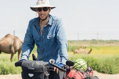 Viajero y nómada desde Enero de 2011. Actualmente dando la vuelta al mundo en bicicleta por un periodo de tiempo indeterminado -varios años-.