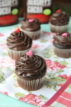 Really Yummy Chocolate Cupcakes
