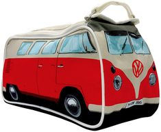fbfe87b9 This fully lined, to scale, Blue VW Campervan Wash Bag is perfect for  transporting all your toiletries (or whatever else you might fancy!