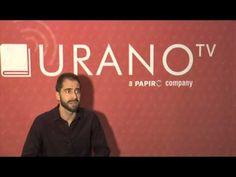 Entrevista a Javier Salinas, autor de 'Felicidad, manual de instrucciones' (Urano) - YouTube