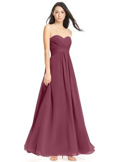 cca6016ef4 Yazmin is our bestselle.  Bridesmaid  Wedding  CustomDresses  AZAZIE  Bridesmaid Dress