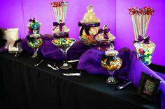 My Wedding Candy Bar So Yummy <3
