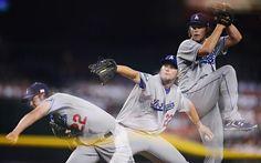 #MLB: Kershaw controla a Kansas City para convertirse en primer lanzador con 14 triunfos