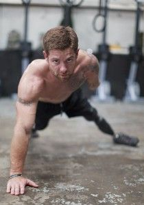 Noah Galloway is a man who destroys obstacles. Read about his incredible journey from double amputee to elite athlete.