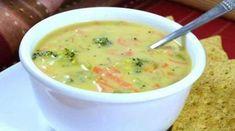 3-daagse soep zuivering: eet zoveel als je wilt en bestrijd ontstekingen, ziekten en verbrand buikvet