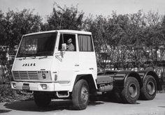 Jelcz-Steyr 1490 320 zaprezentowany na moskiewskiej wystawie w 1977 r. Steyr, Trucks, Commercial Vehicle, Eastern Europe, Cars And Motorcycles, Techno, Vehicles, Old Trucks, Cars