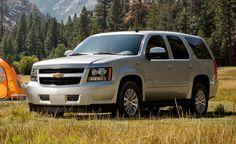2013 Tahoe Hybrid