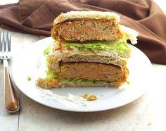 Tuna-Patty Burgers