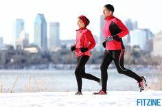 Laufen in der Kälte - darauf solltest du achten