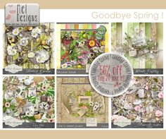 Mel Designs Goodbye Spring Sale