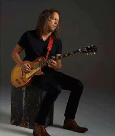 Metallica -Kirk Hammett