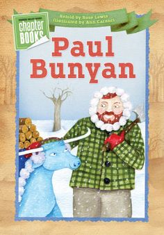 Pioneer Valley Books - Learn to Read, Guided Reading, Common Core Pioneer Valley Books, Paul Bunyan, Traditional Tales, Retelling, Guided Reading, Learn To Read, Literacy, Learning, Studying