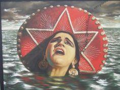 *Este ensayo nació comoun estudiopre-iconográfico, iconográfico e iconológico de una propuesta plásticaescogida en la exposiciónLa era de la discrepancia. Arte y cultura visual en México 1968-…