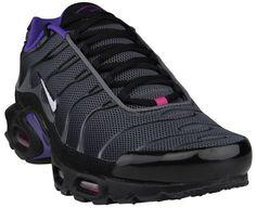 Nike Air Max Plus - Black/Pure Purple