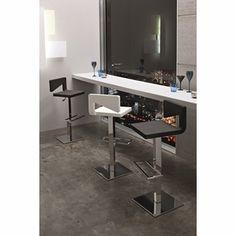 Charme Air Counter Stool Kitchen Seating, Kitchen Stools, Bar Counter, Counter Stools, Modern Bar Stools, Stylish Kitchen, Office Desk, Corner Desk, Storage