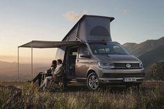Presentación: Volkswagen T6 California