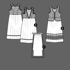 Nasjonaldrakt str. 34 - STOFF & STIL Queen Bees, Apron, Couture, Quilts, Sewing, Pattern, Inspiration, Mood, Fashion