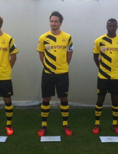 Our NEW Captain for our lovely team #BVB
